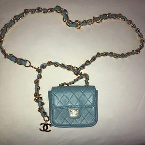 Micro Mini Chanel Belt Bag